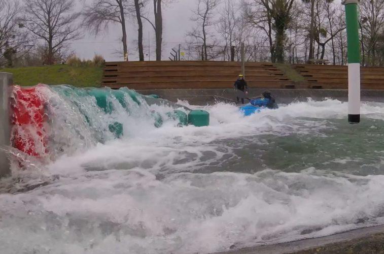 Matinée eau-vive à Cergy