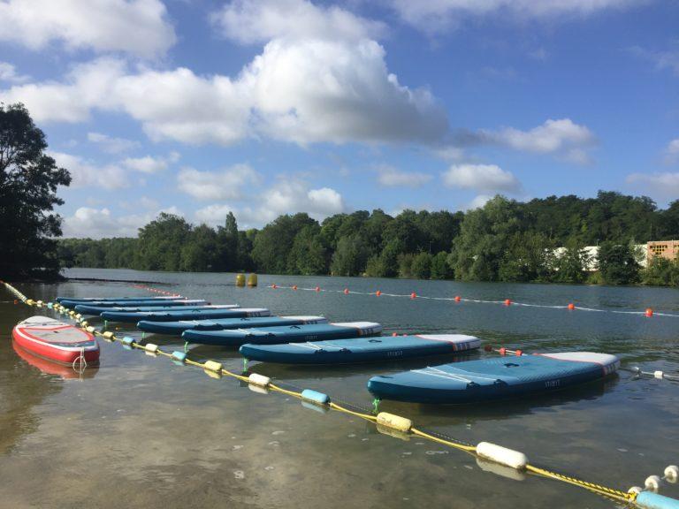 Le club Meldes : activité Kayak pour tous